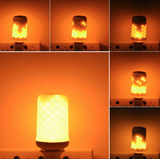 LED Fiery Flame Bulb - SAVE UP TO $49.75!