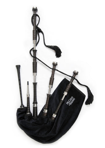 McCallum Highland Bagpipe - AB1 Deluxe - Full Set