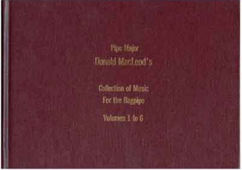 Donald MacLeod Books 1 to 6 (Hardbound)