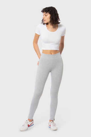 Anna Ponte Pant in Light Grey by Lola