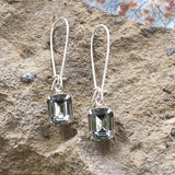 Black Diamond Swarovski® Crystal Necklace, Earrings or Ring