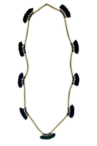 Hamsi Tassel Necklace