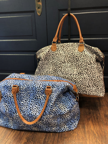 Performance Fabric Weekender Tote: available in three colors