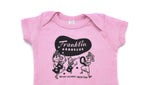 Baby Franklin Barbecue Onesie