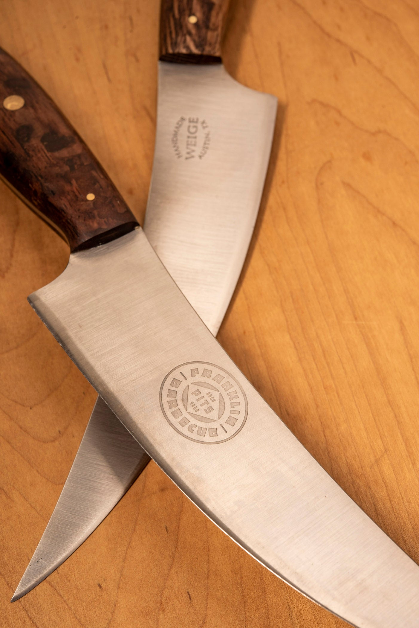 Franklin Barbecue Pits Weige® Trimming Knife