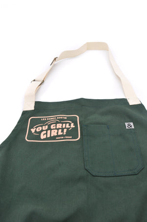 You Grill Girl! Apron