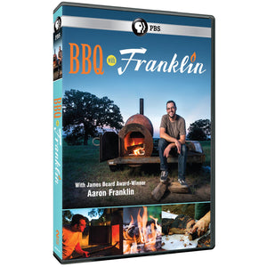 DVD : BBQ With Franklin
