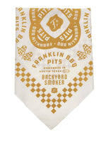 Franklin Barbecue Pits Bandana