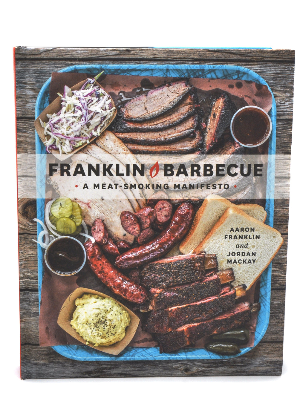 Signed Book: Franklin Barbecue: A Meat Smoking Manifesto