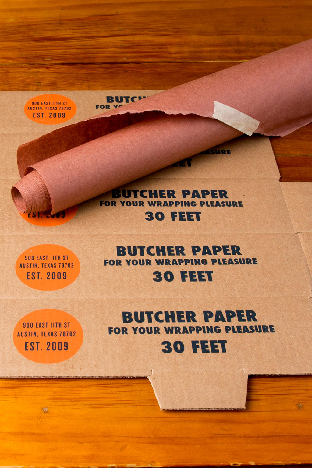 Franklin Barbecue Butcher Paper