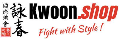 Logo Kwoon Shop - Fight with Style !