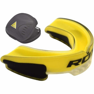 RDX 3Y Yellow Mouth Guard