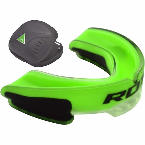 RDX 3GN Green Mouth Guard