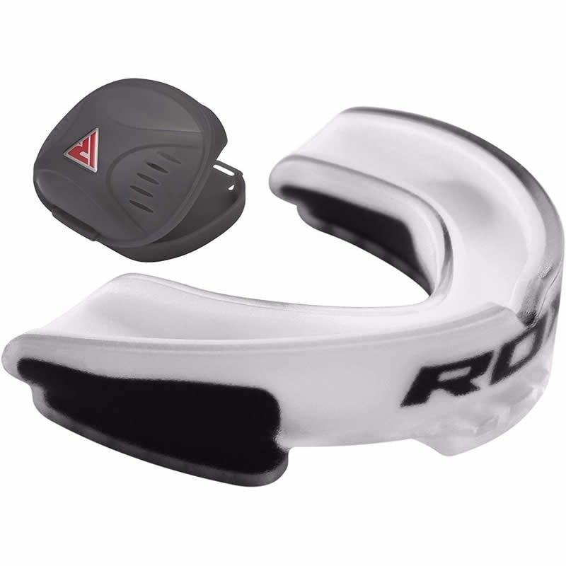 RDX 3W White Mouth Guard