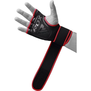 RDX X8 Boxing Inner Gel Gloves with Wrist Strap