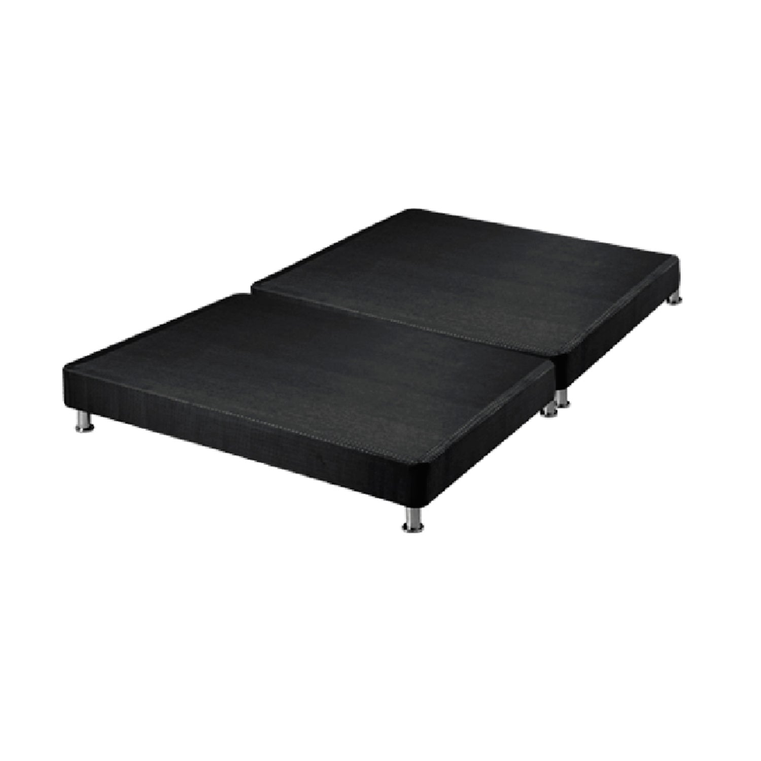 Base Cama Par King New Zabra Basic (Alto 14 cm)