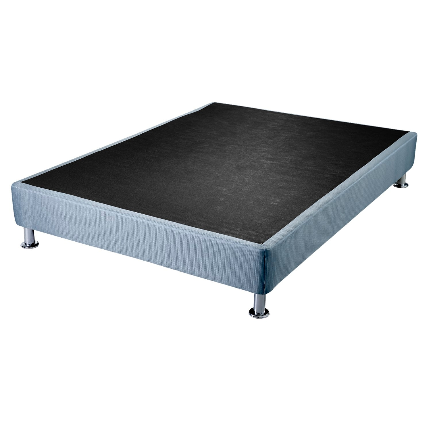 Base Cama Doble Imperial Gris
