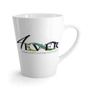 "The ""4EVER"" Latte mug"