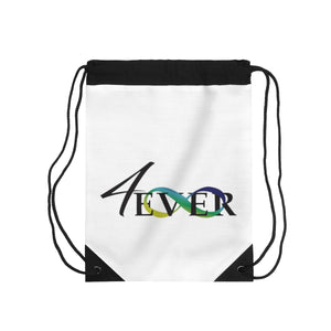 "The ""4EVER"" Drawstring Bag"