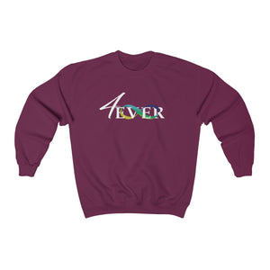 "The ""4ever"" Unisex Crewneck Sweatshirt"