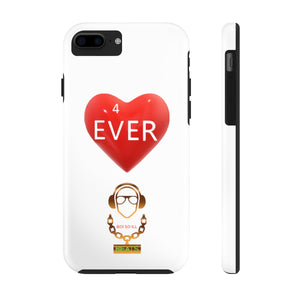 """4ever"" In My Heart Phone Case"