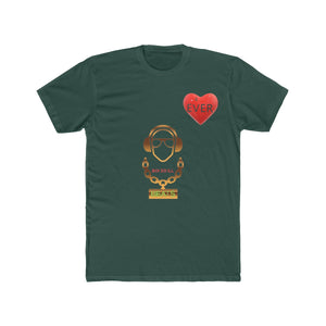 4ever In My Heart Men's Cotton Crew Tee