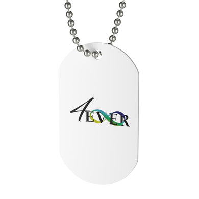 4EVER Dog Tag