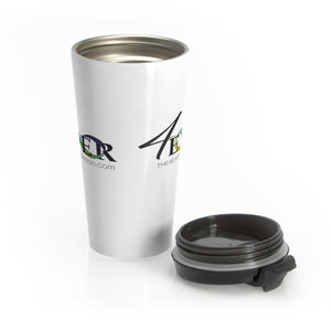 "The ""4EVER"" Stainless Steel Travel Mug"