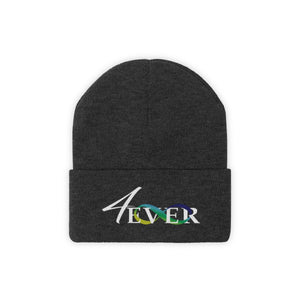 """4EVER"" Knit Beanie"