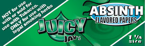 Juicy Jay's Flavored Papers (1 1/4 Size)