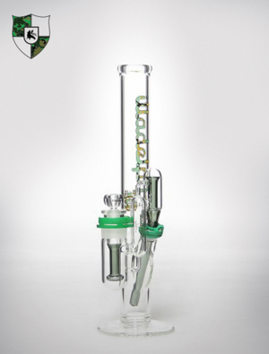 Illadelph 5mm Production Series Water Pipe (Straight Tube)