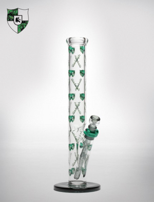 Illadelph All Over Print Series Water Pipe (Straight Tube)