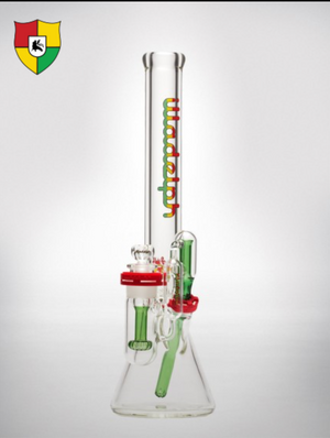 Illadelph 9mm Production Series Water Pipe (Beaker Bottom)
