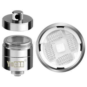 Yocan Evolve Plus XL Quad Quartz Coils (5ct)