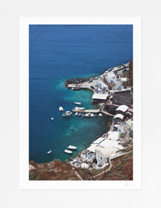 Santorini Harbor II • Greece