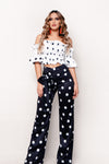 Polka Dots Pants - http://ananastore.co/