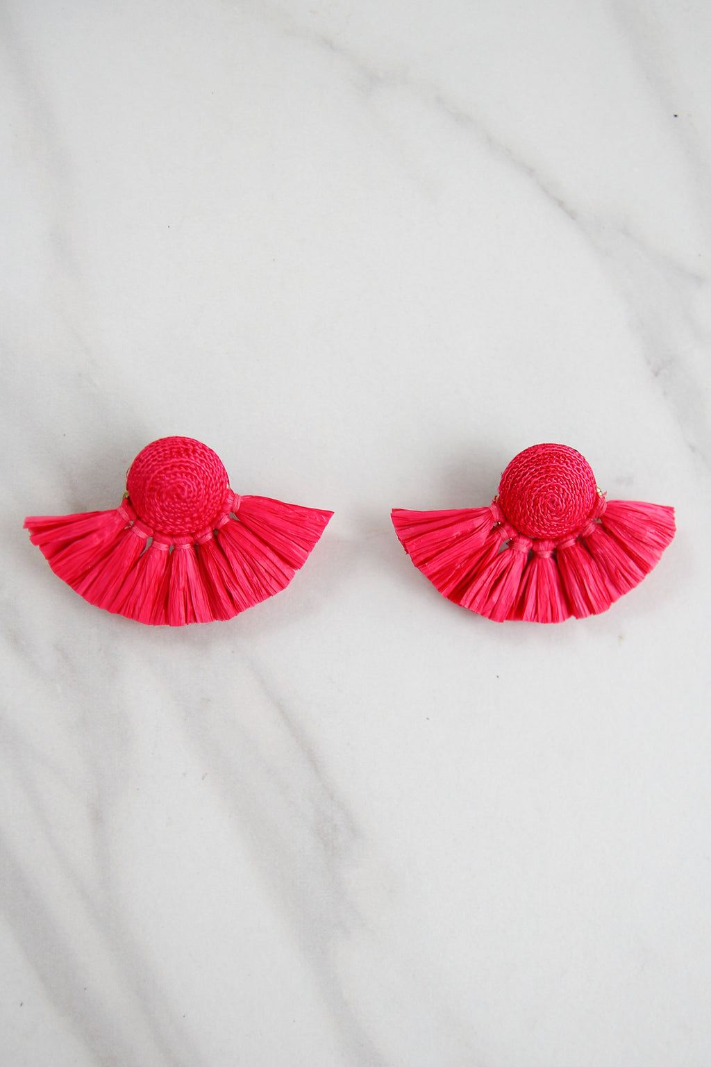 The Ashley Earrings - Pink