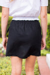 The Marta Skirt- Black
