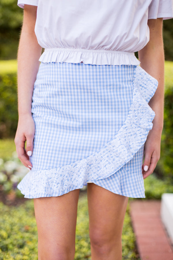 The Samm Skirt