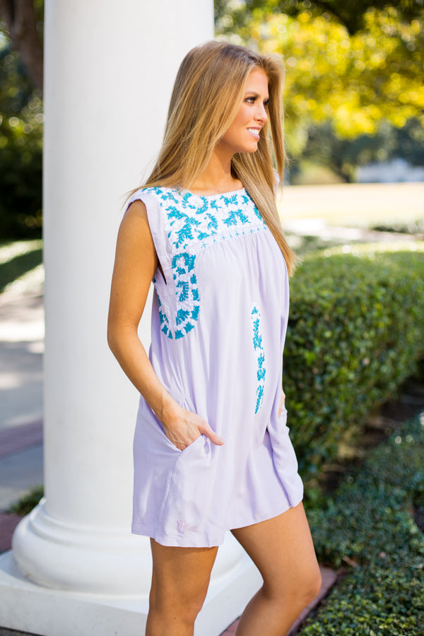 The Brooke Dress