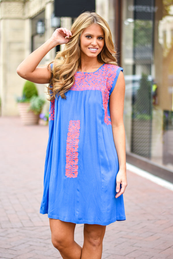 The Charlee Dress