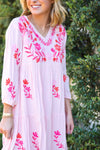 The Madeline Dress- Pink