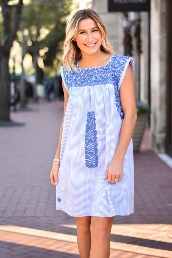 The Audrina Dress