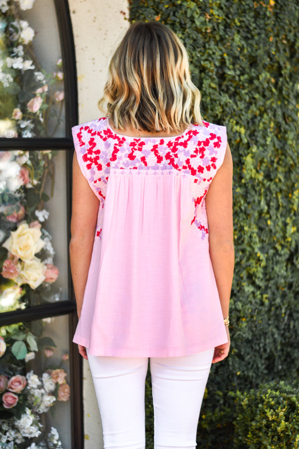 The Valentina Top