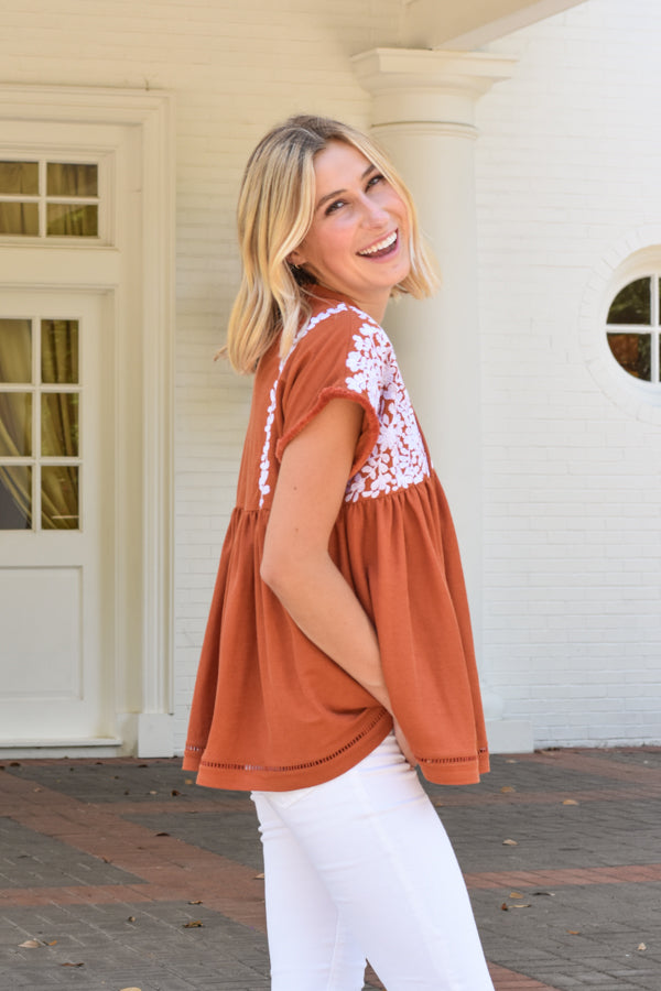 The Henley Top