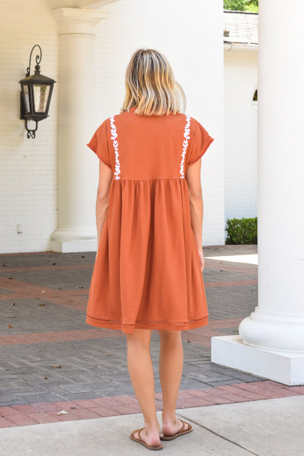 The Henley Dress