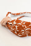 Guadalupe Headband- Burnt Orange