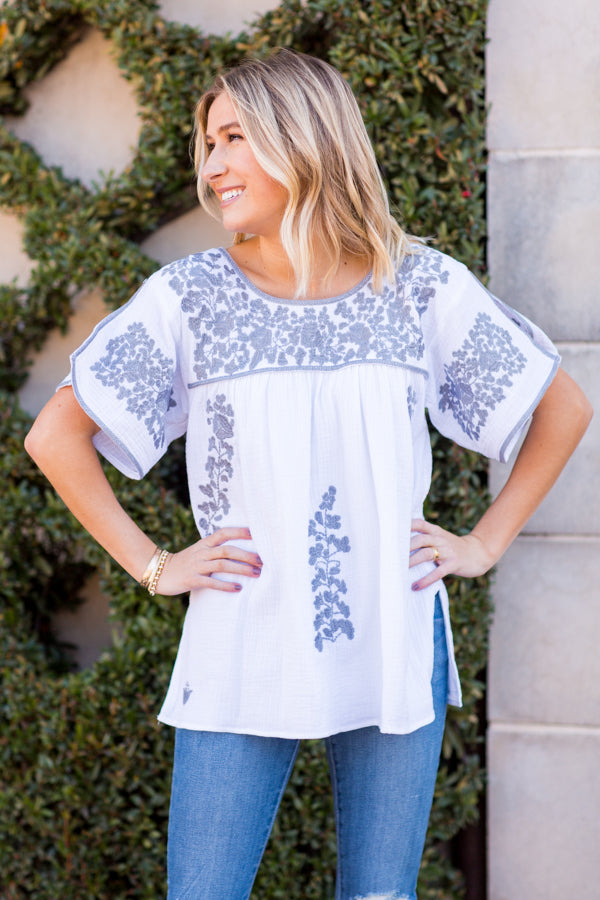 The Brailey Top