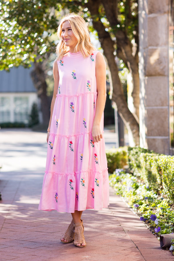 The Lana Midi Dress