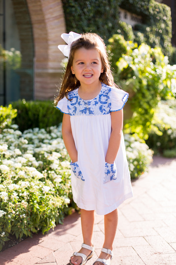 The Lucia Baby Dress